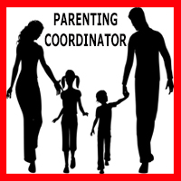 Neutralizing conflict through parenting co-ordination